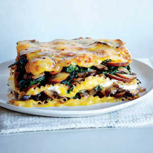 How to Make Vegetable Lasagna with Butternut Béchamel