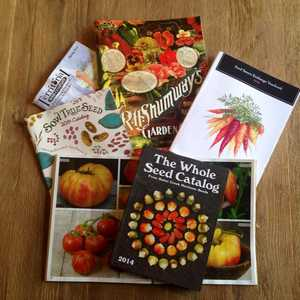 u0027tis the seed catalogs cooking light u0027