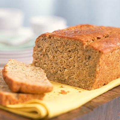 Banana-Oatmeal Bread - Top Banana Recipes - Cooking Light