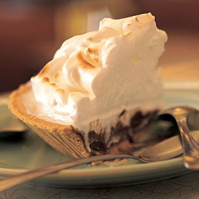 Sky-High Chocolate Pie Recipes