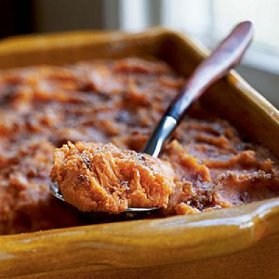 Brûléed Mashed Sweet Potatoes - Gluten-Free Side Dishes - Cooking ...