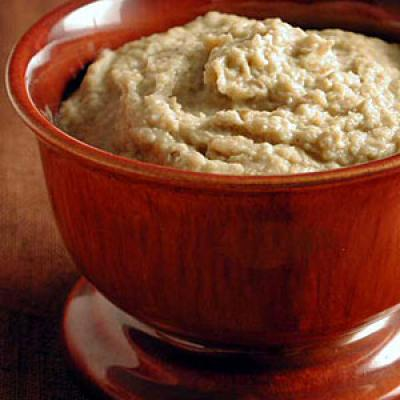 Quick and Healthy Baba Gha-Hummus Recipe