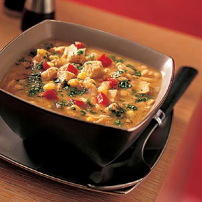 White Turkey Chili - Our 30 Best Chili Recipes - Cooking Light
