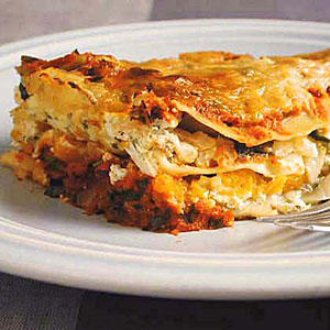 Butternut Squash Lasagna - Best Recipes for Winter ...