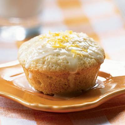 Lemon-Scented Olive Oil Muffins - Healthy Muffin Recipes - Cooking ...