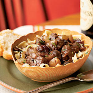 Autumn Cranberry Beef Stew - 11 Ways to Cook with Guinness - Cooking ...