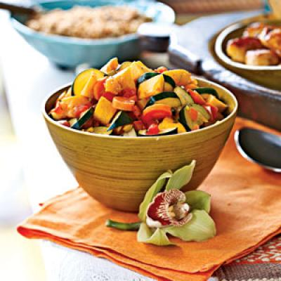 West Indian Vegetable Curry - Recipes