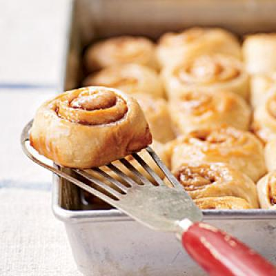 Healthy Cardamom-Lime Sweet Rolls Recipes