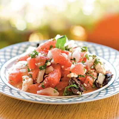 4th of July Recipes: Watermelon Salad