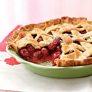 Fresh Cherry Pie - Our Best Healthy Pie Recipes - Cooking Light