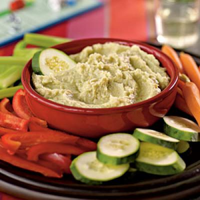 Love Your Lima Beans Dip Recipe