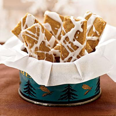 Healthy Lebkuchen Cookies Recipe
