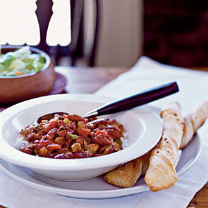Cajun Red Beans and Rice - Classic New Orleans Recipes - Cooking Light