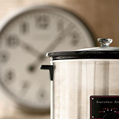 21. The Slow-Cooker Scheme