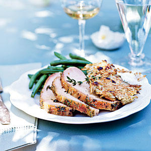 Easter Brunch Menus and Recipes