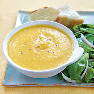 Top-Rated Budget Recipe: Butternut Squash Soup