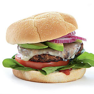 Our Homemade Quick Black Bean Burger - Best Veggie Burger Recipes ...