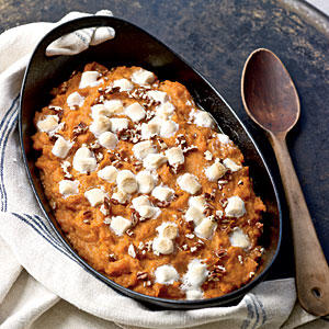 Maple-Pecan Sweet Potatoes - Sweet Potato Casserole Recipes - Cooking ...