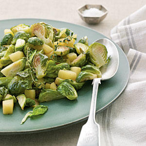 Brussels Sprouts Recipes - Cooking Light