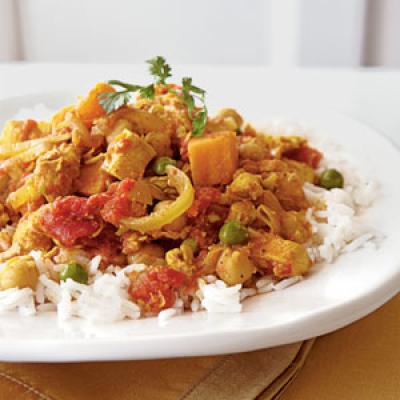 Sweet Potato Chicken Curry Recipes