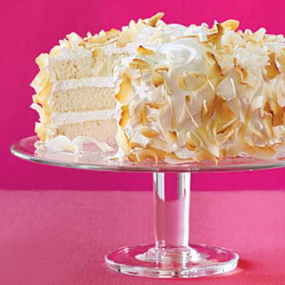 Fresh Coconut Cake - Luscious Layer Cake Recipes - Cooking Light