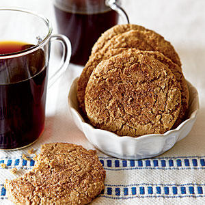 Almond Butter Snickerdoodles - Recipes