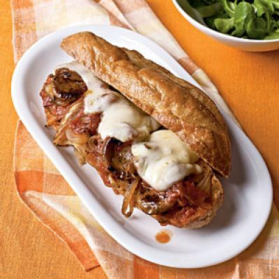 Sausage-Fennel Subs Recipes
