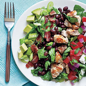 Quick and Easy Salad Recipes - Cooking Light