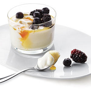 Yogurt's Healthy Bacterias