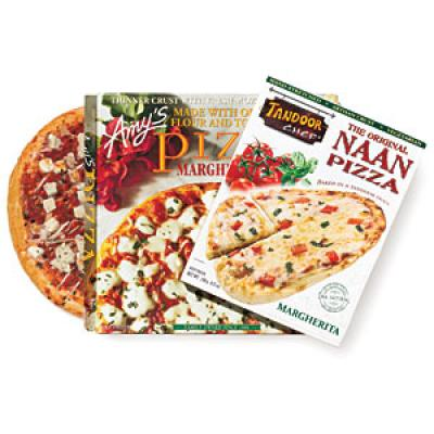 Best Frozen Margherita Pizzas