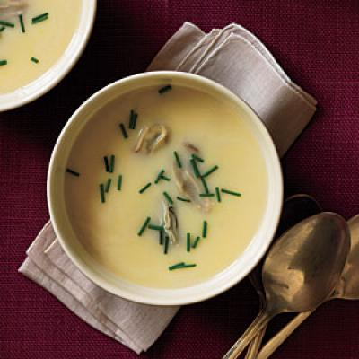 Oyster Bisque Recipes