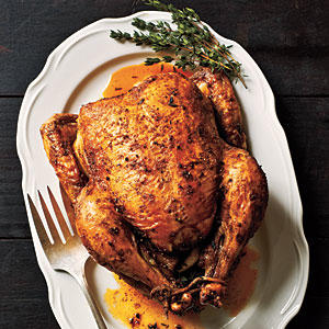 Classic Roast Chicken - The New Way to Cook Light - Cooking Light