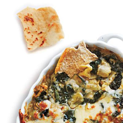 Artichoke, Spinach, and White Bean Dip - Football Party Recipes ...