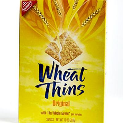 Wheat Thins Original Cracker