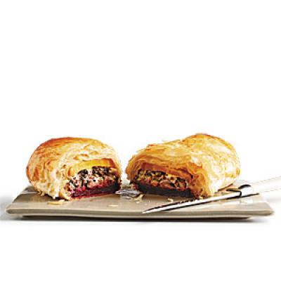Beet Wellingtons