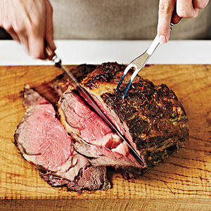 how to cook prime rib without bone in oven
