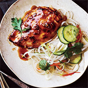 Miso chicken chicken dinner recipes cooking light for Asian cuisine grimes