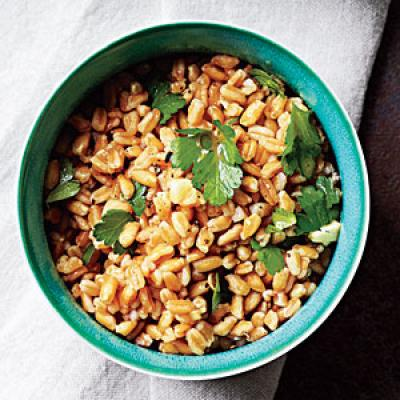 Parsley-Farro Salad - Quick and Easy Side-Dish Recipes - Cooking Light
