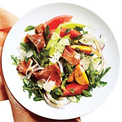 arugula salad cantaloupe arugula salad with this melon arugula salad ...