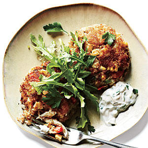 maryl and crab cakes crab cakes with easy remoulade grilled crab cakes ...