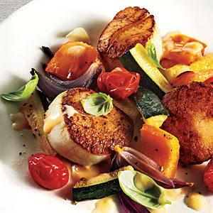 Healthy Ways to Cook with Scallops