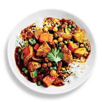 The Best Wine for Sweet Potato Chicken Curry