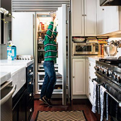 What Makes This a Cook's Kitchen