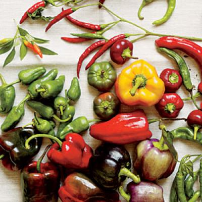 Peck of Peppers
