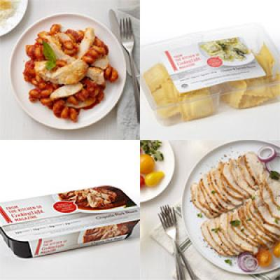 Cooking Light Ready-Made Products