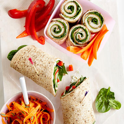 Best healthy lunch options
