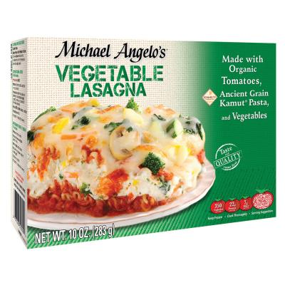 Light Lasagna Made With Turkey And Veggies Recipe — Dishmaps