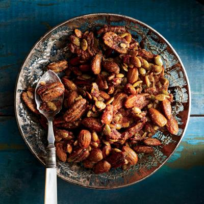 Brown Sugar-Spiced Nut Mix - Staff-Favorite Thanksgiving Recipes ...