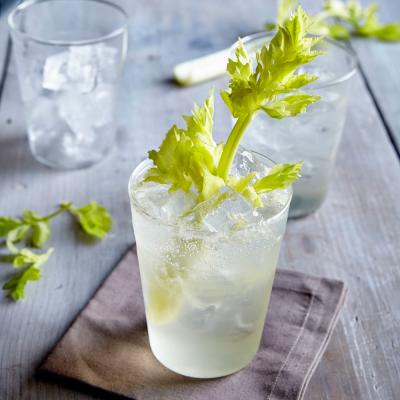 Celery Gin Fizz - Use It Up Challenge: Celery - Cooking Light