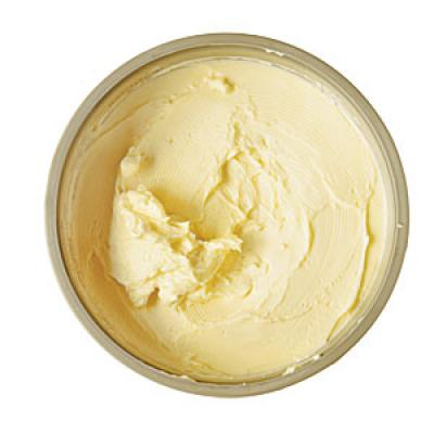 You sub margarine for butter to save on sat fat